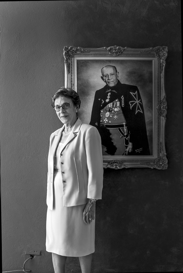 Portrait of Eileen Carron