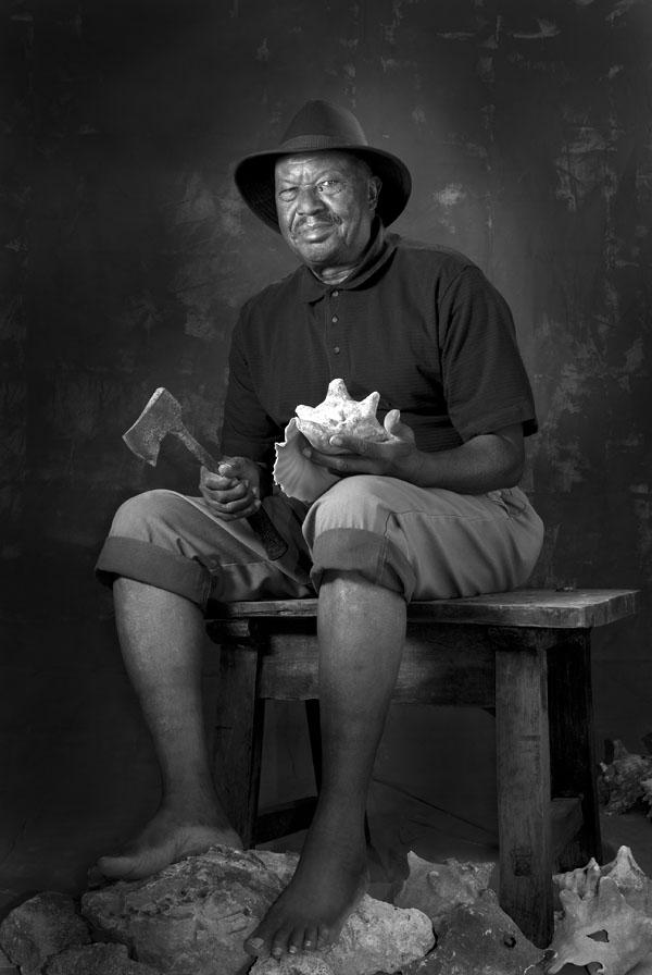 Portrait of Aljournal Miller