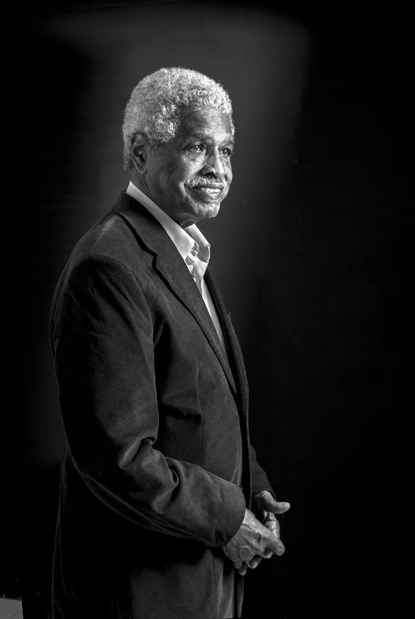 Portrait of P. Anthony White