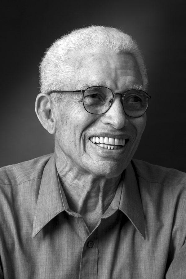 Portrait of J. Barrie Farrington