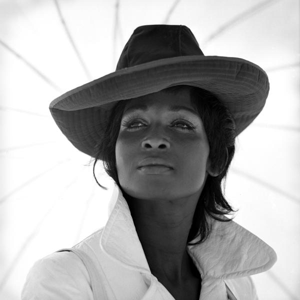 Portrait of Flo Miller