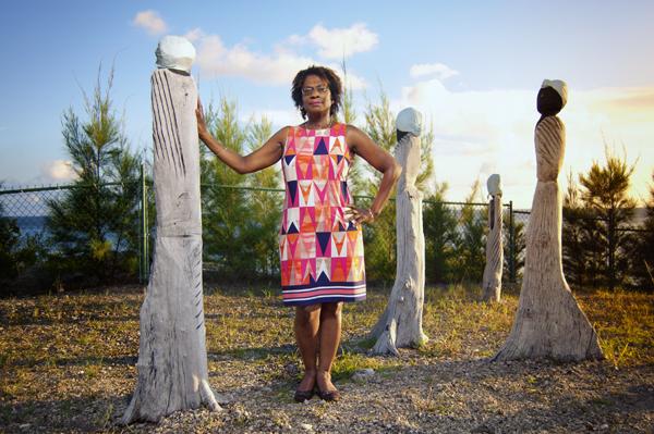 Portrait of Marion Bethel