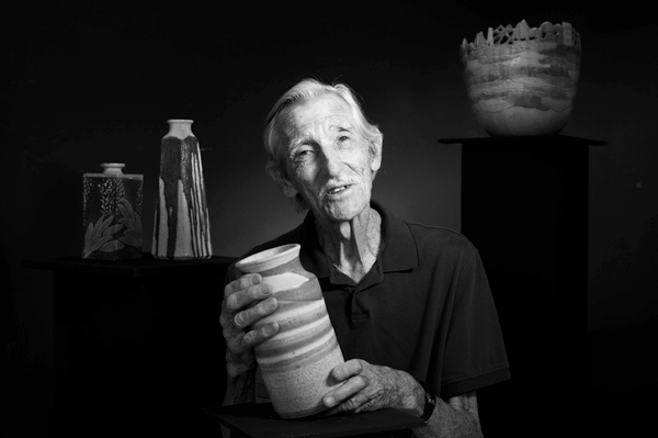 Portrait of Denis Knight
