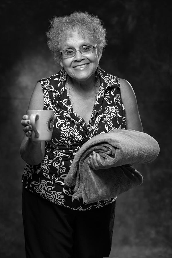Portrait of Sandra Dean-Patterson