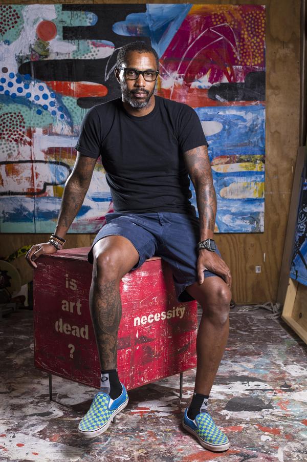 Portrait of John Edward Cox